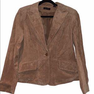 Contex 100% leather Jacket/pants set size 10/12